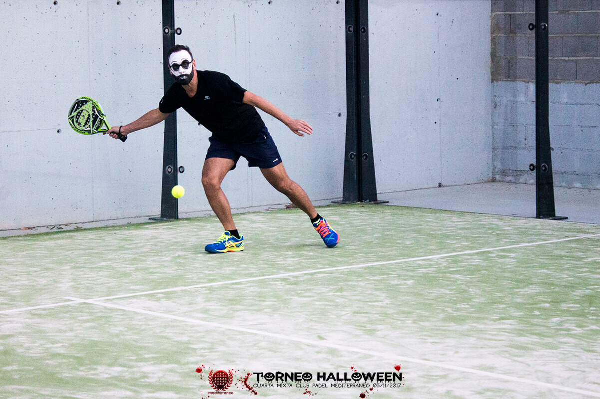 Torneo Halloween Cuarta Mixta Club Padel Mediterraneo 16