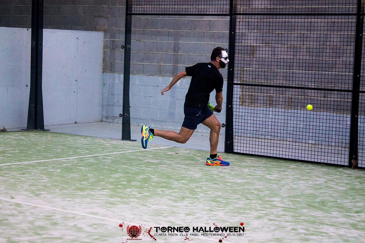 Torneo Halloween Cuarta Mixta Club Padel Mediterraneo 17