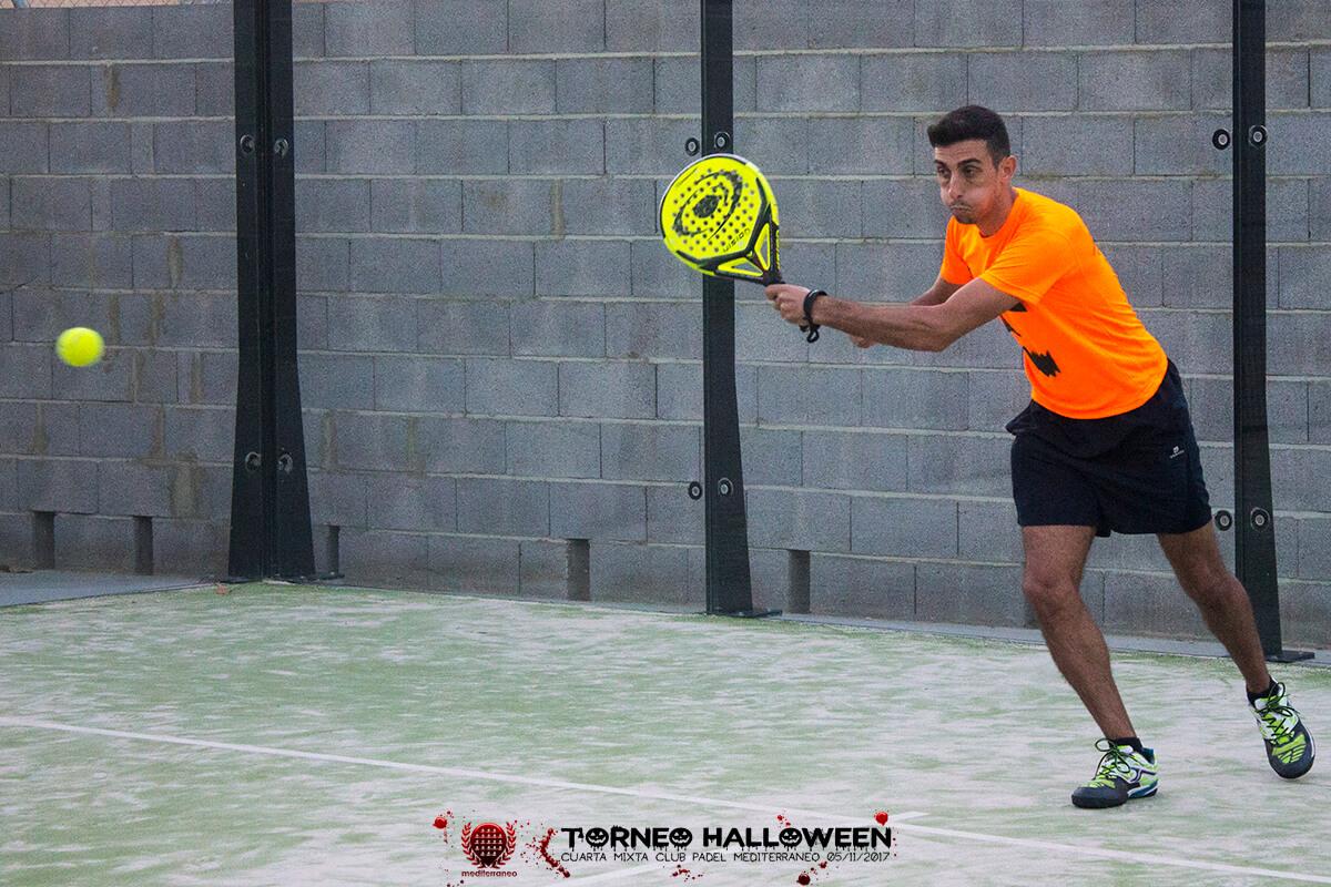 Torneo Halloween Cuarta Mixta Club Padel Mediterraneo 19