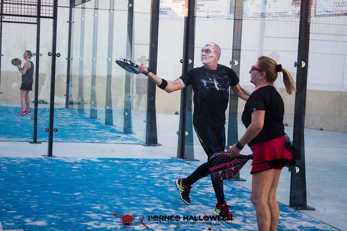 Torneo Halloween Cuarta Mixta Club Padel Mediterraneo 24
