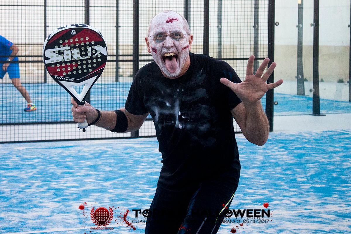 Torneo Halloween Cuarta Mixta Club Padel Mediterraneo 25