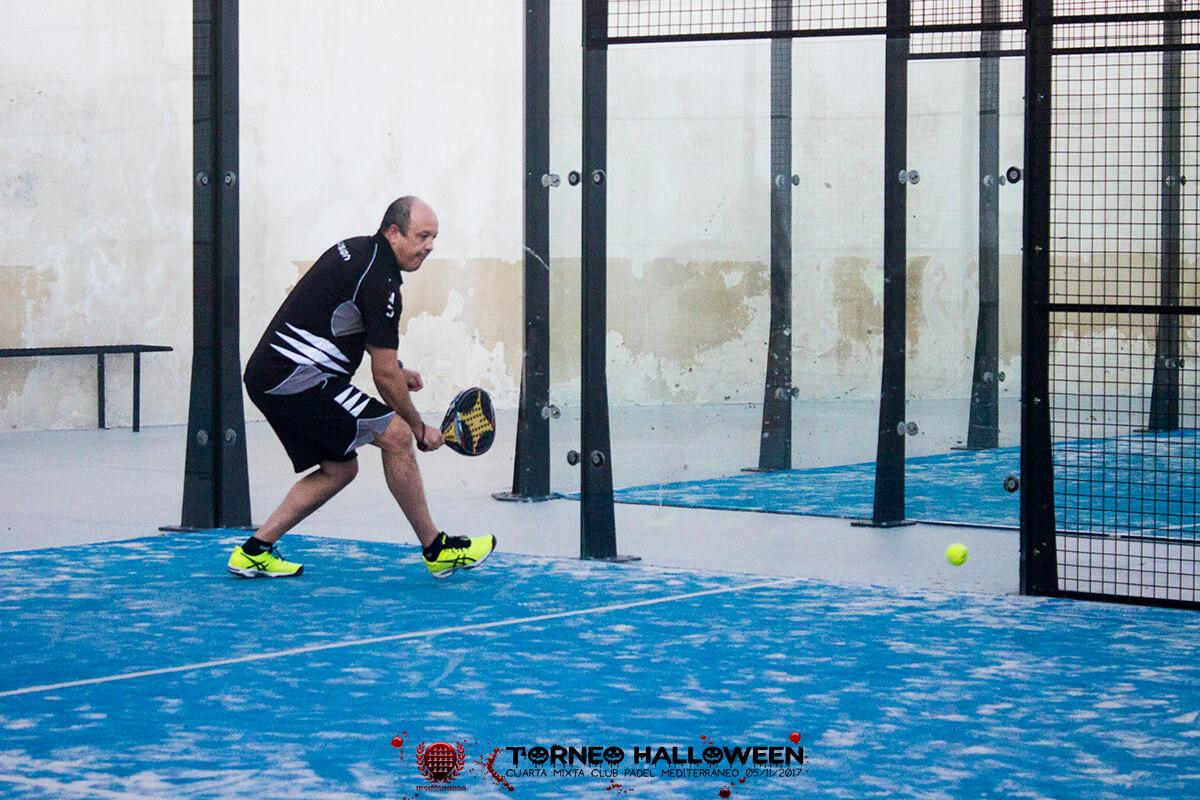 Torneo Halloween Cuarta Mixta Club Padel Mediterraneo 26
