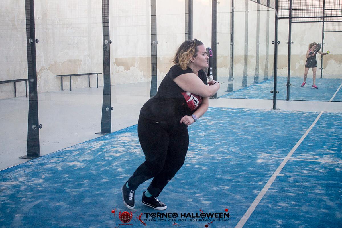 Torneo Halloween Cuarta Mixta Club Padel Mediterraneo 31