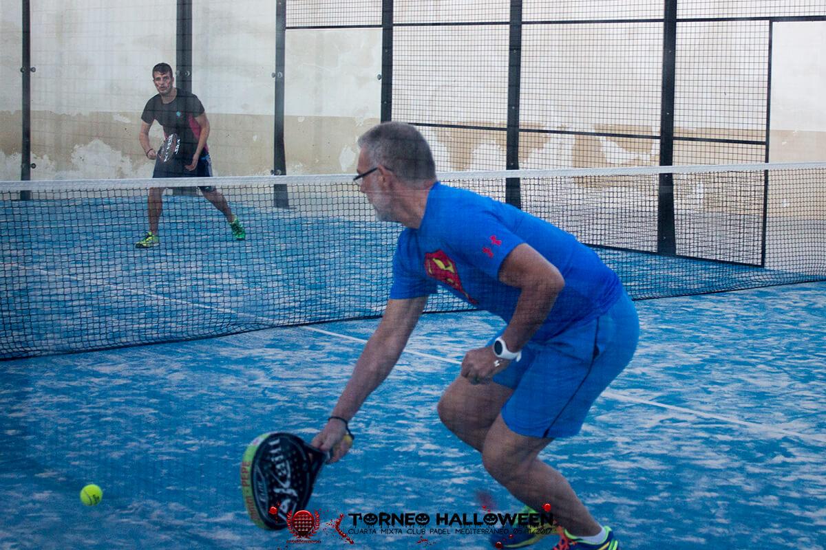 Torneo Halloween Cuarta Mixta Club Padel Mediterraneo 32
