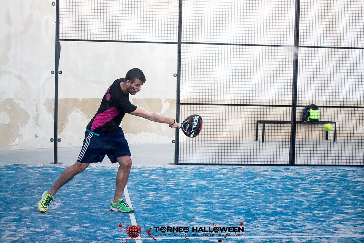 Torneo Halloween Cuarta Mixta Club Padel Mediterraneo 35