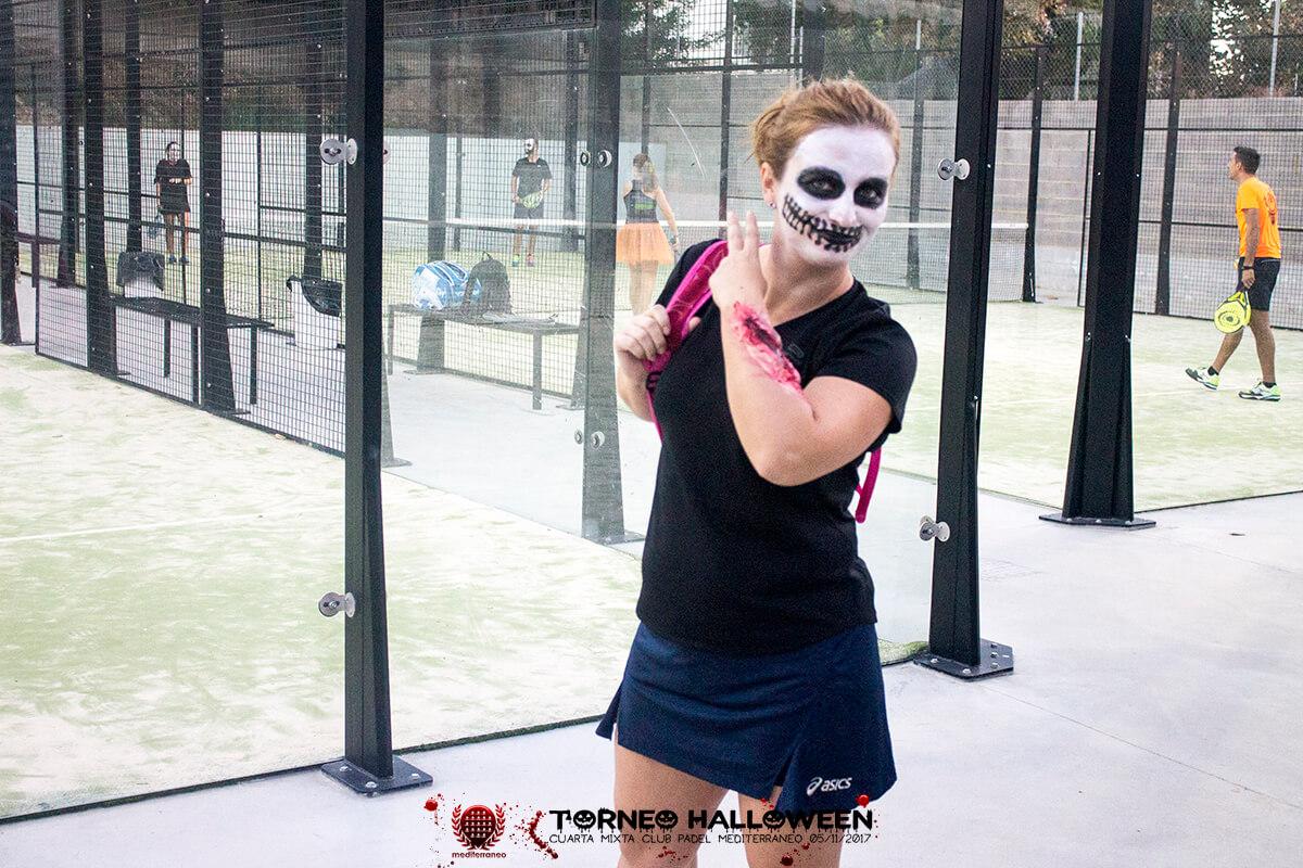 Torneo Halloween Cuarta Mixta Club Padel Mediterraneo 41