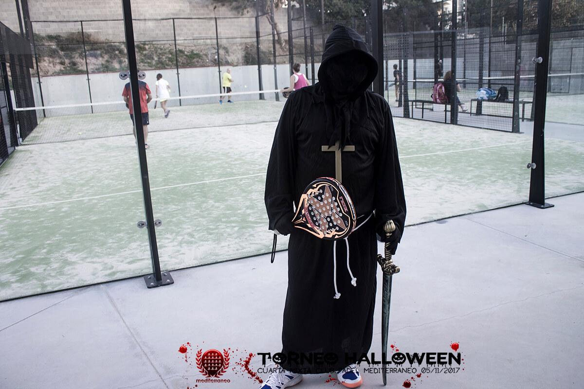 Torneo Halloween Cuarta Mixta Club Padel Mediterraneo 5