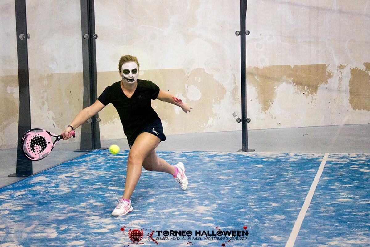 Torneo Halloween Cuarta Mixta Club Padel Mediterraneo 52