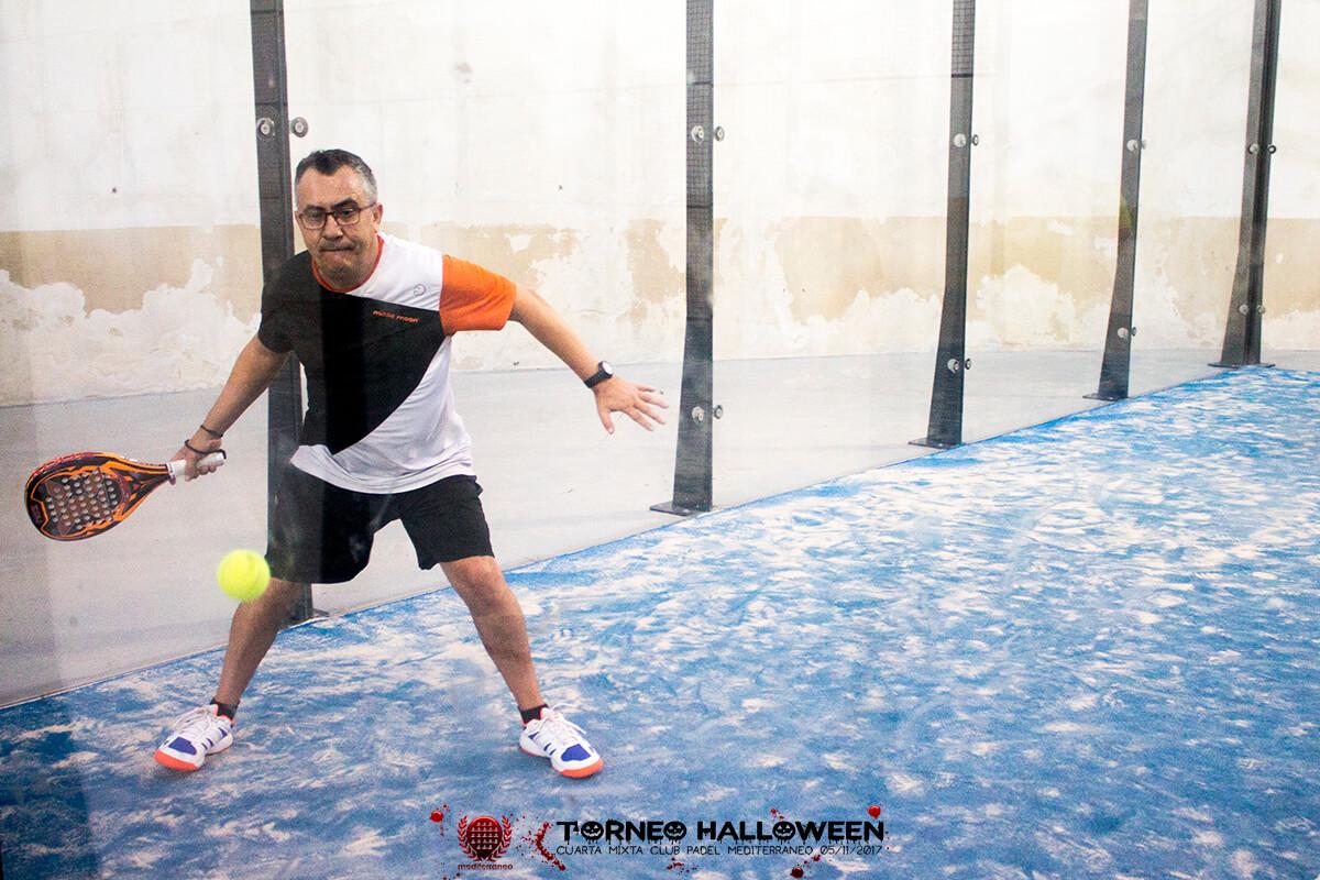 Torneo Halloween Cuarta Mixta Club Padel Mediterraneo 53