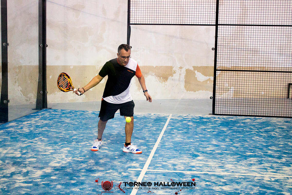 Torneo Halloween Cuarta Mixta Club Padel Mediterraneo 56