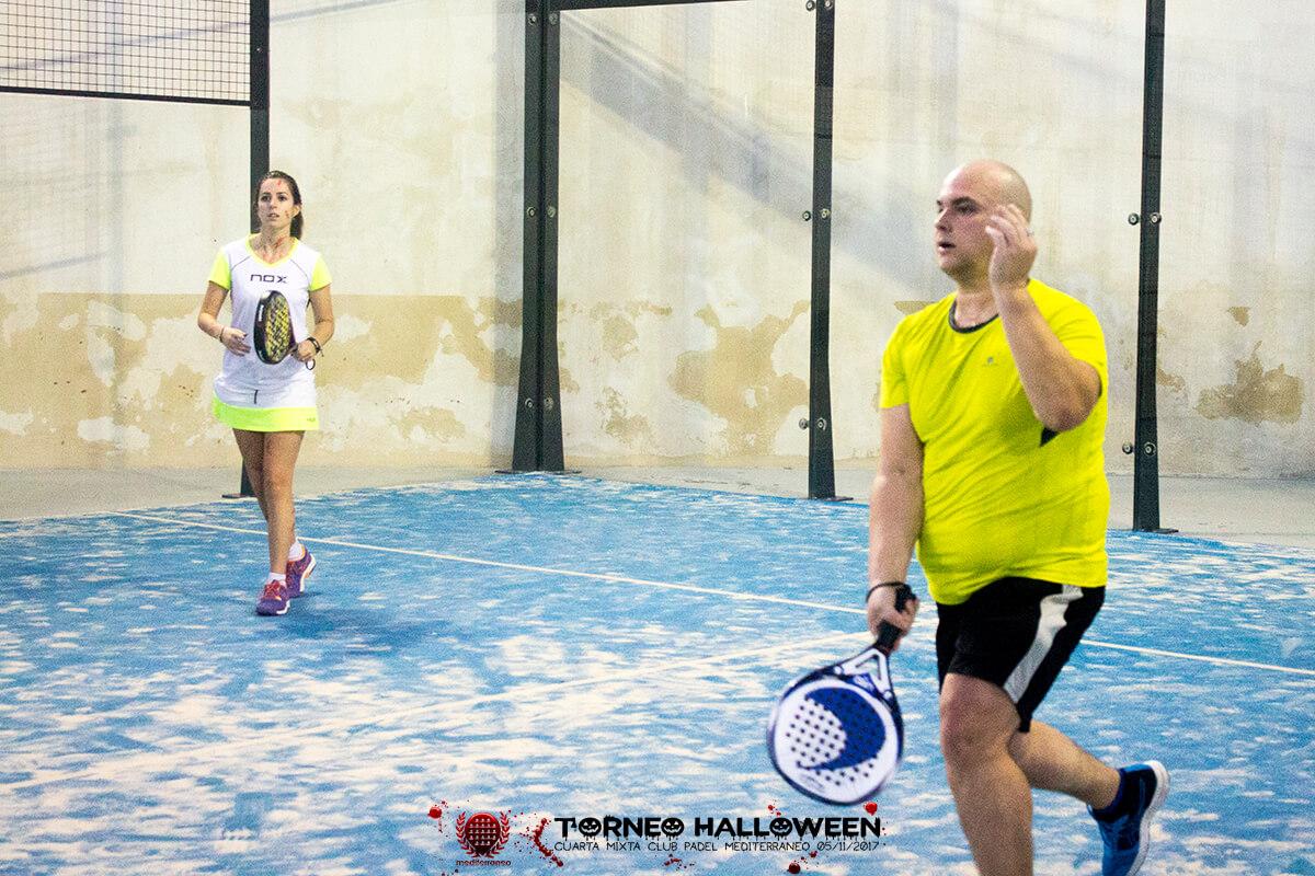 Torneo Halloween Cuarta Mixta Club Padel Mediterraneo 57