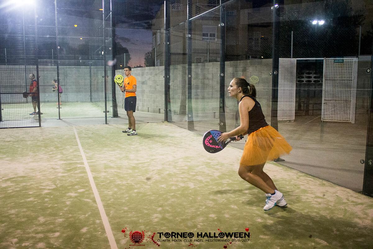 Torneo Halloween Cuarta Mixta Club Padel Mediterraneo 62