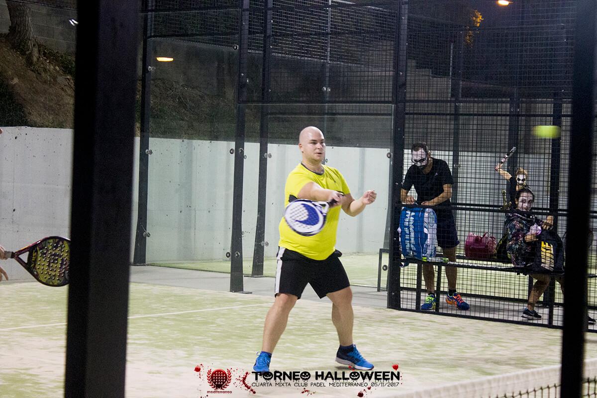 Torneo Halloween Cuarta Mixta Club Padel Mediterraneo 63