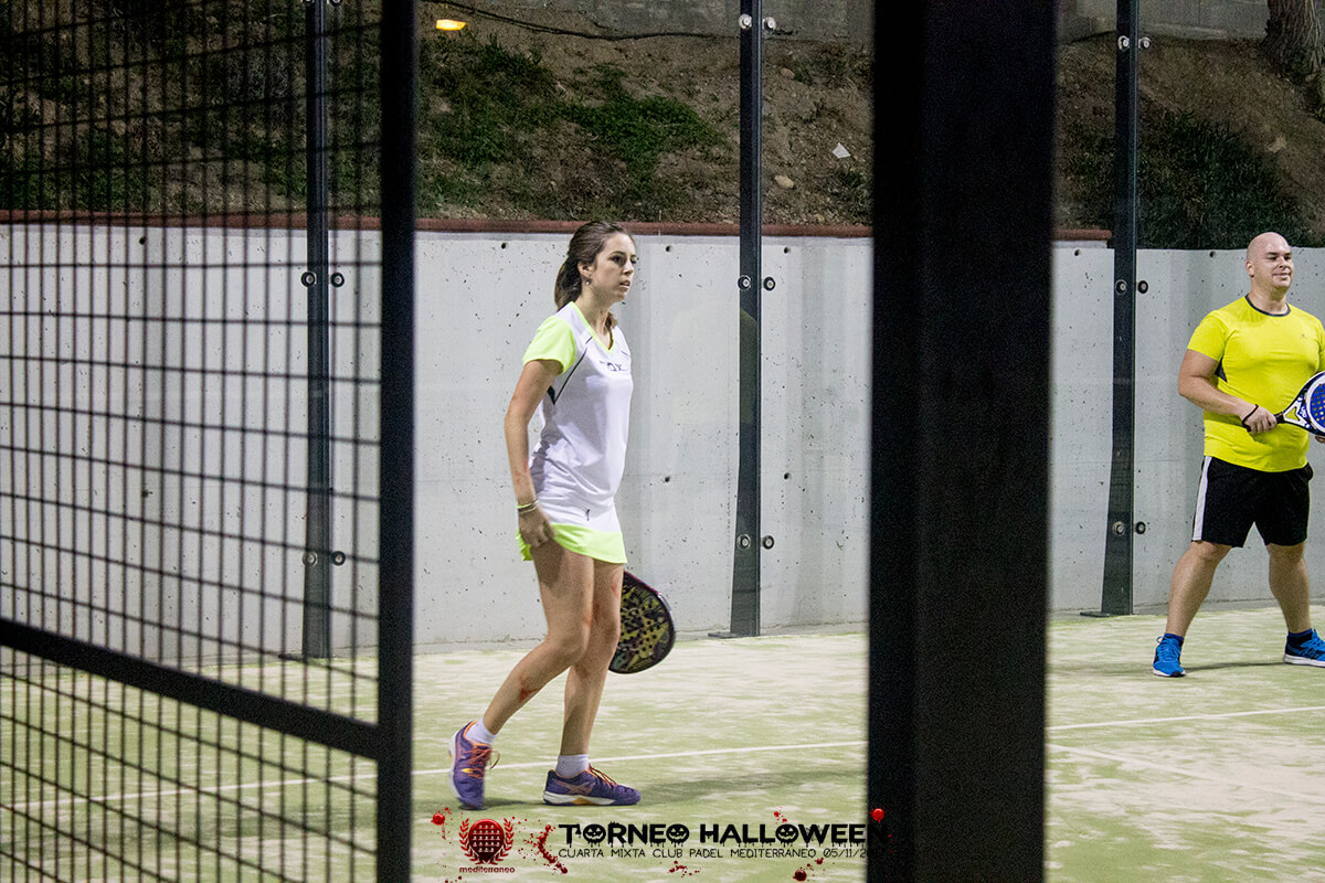 Torneo Halloween Cuarta Mixta Club Padel Mediterraneo 64
