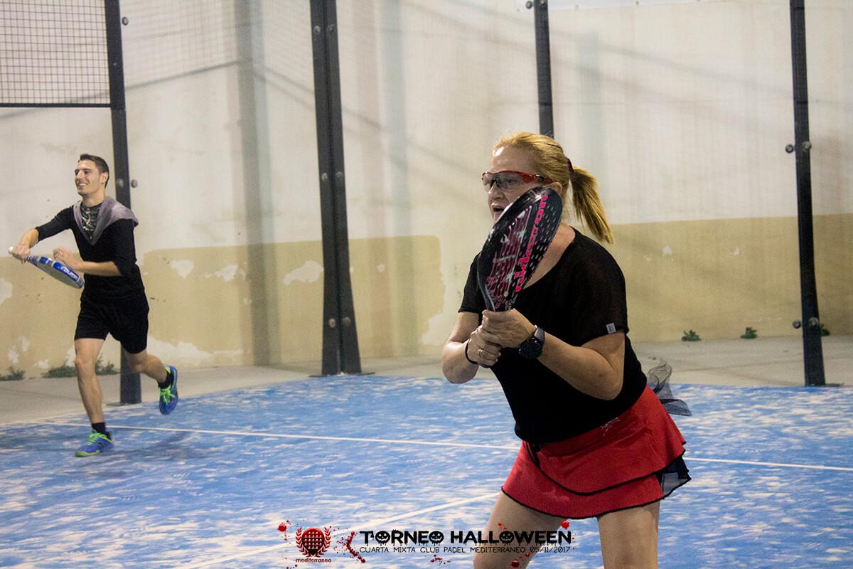 Torneo Halloween Cuarta Mixta Club Padel Mediterraneo 69