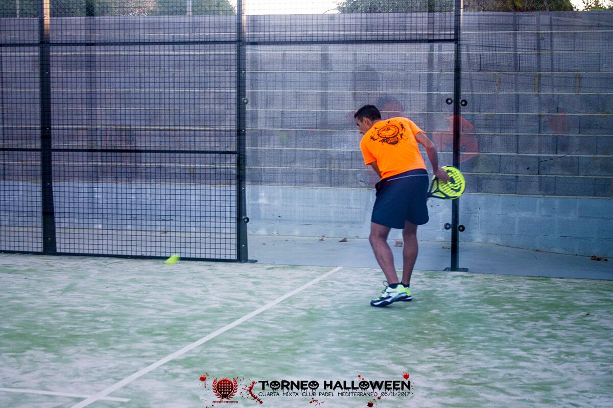 Torneo Halloween Cuarta Mixta Club Padel Mediterraneo 7