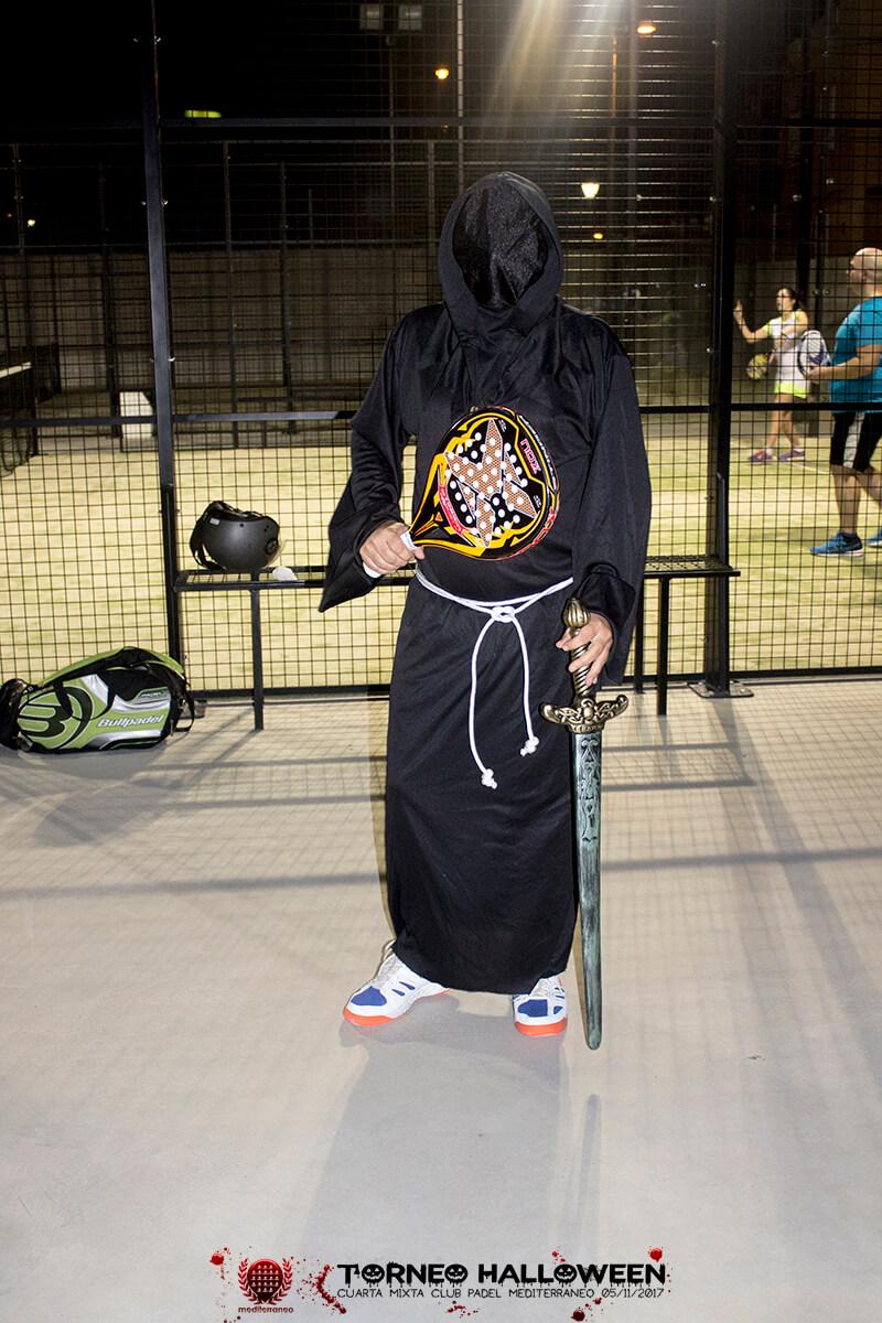 Torneo Halloween Cuarta Mixta Club Padel Mediterraneo 73