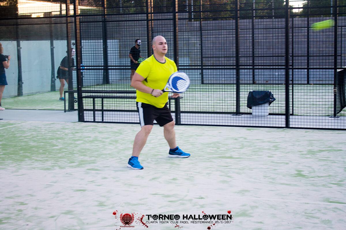 Torneo Halloween Cuarta Mixta Club Padel Mediterraneo 9