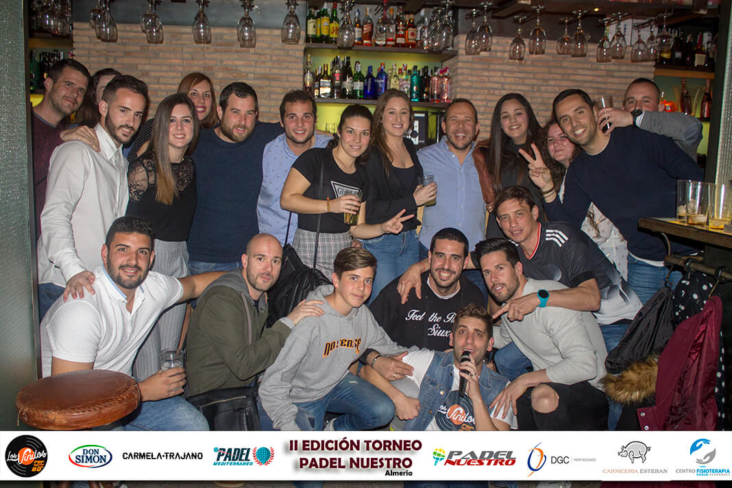 II Edición Torneo Pádel Nuestro Almería
